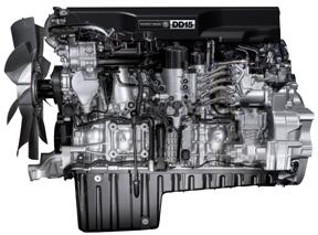 Detroit Diesel DD15 unveiled