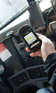XRS offers compliance in the palm of the driver's hand.