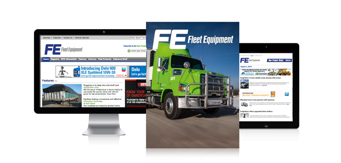 Subscribe to Fleet Equipment Magazine