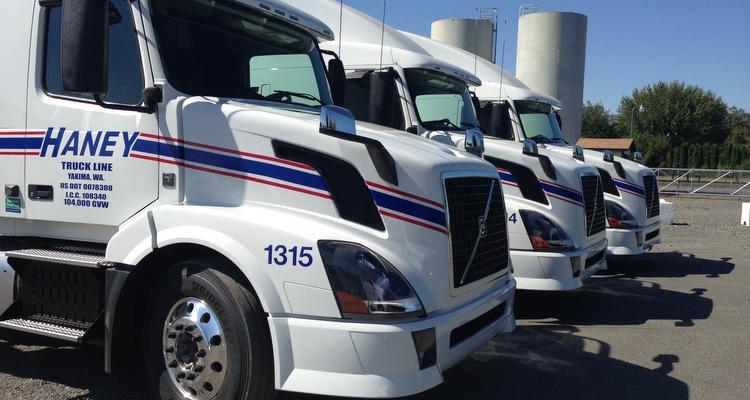 Haney Truck Fleet Profile
