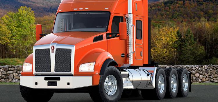 Kenworth Truck Co. adds T880 sleeper option