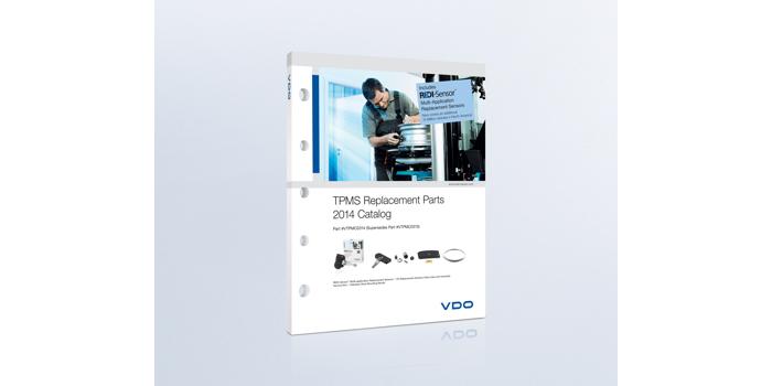 VDO TMPS Catalog