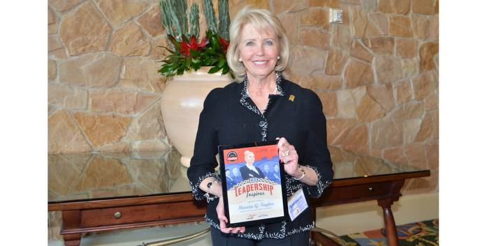 2014 Influential Woman In Trucking