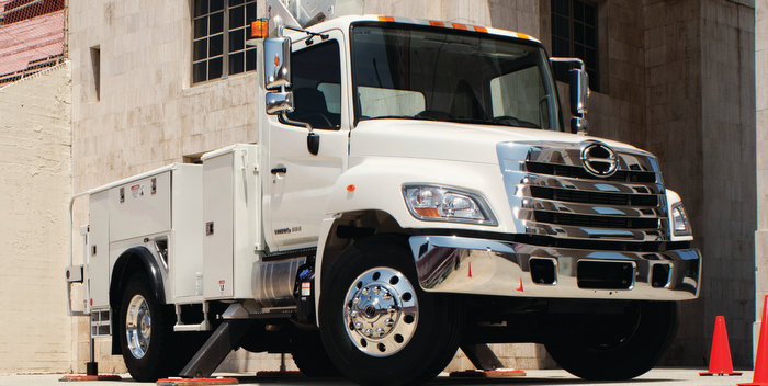choosing the best truck hino talks trucks for day in day out work. Black Bedroom Furniture Sets. Home Design Ideas