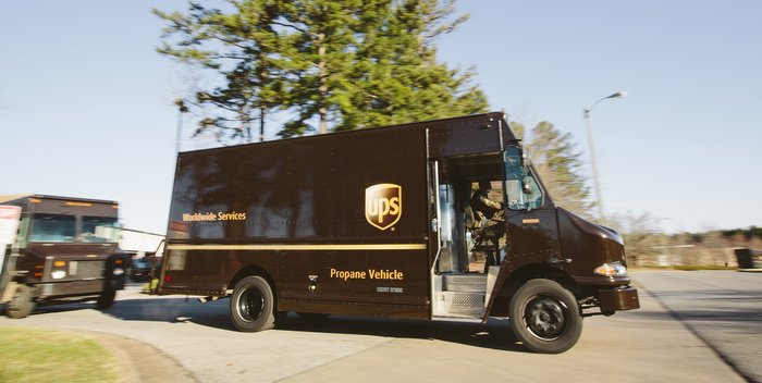 UPS Deployment Strategy Propane