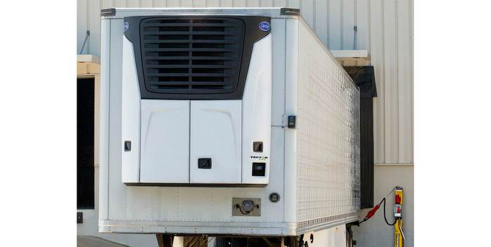 Vector 8100 from Carrier Transicold