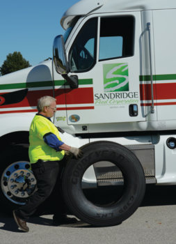 Tire management is a key part of all leading maintenance management solutions