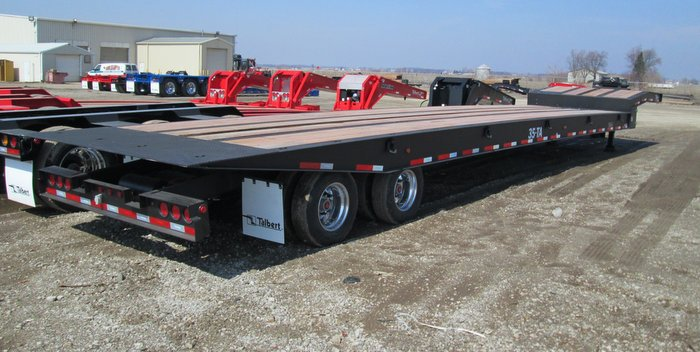 Talbert Manufacturing has manufactured its first trailer with Corsol WB Corrosion Protection
