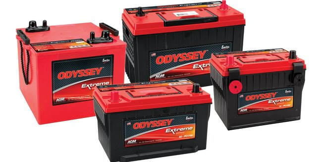 EnerSys battery