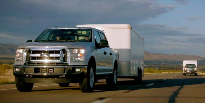 Model Ford Motor Co Introduces 2015 F150