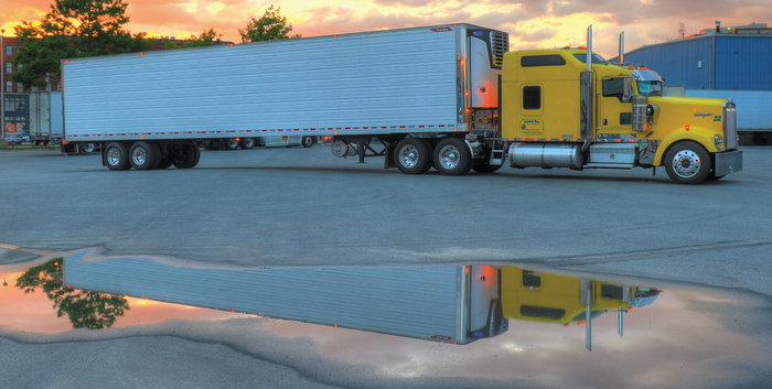 Great Dane Trailers Leveraging Technology