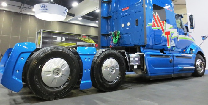 FlowBelow's Tractor Aerokits chosen for fuel consumption reduction