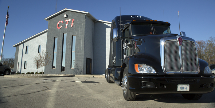 CTI Trucking Kenworth Wabash