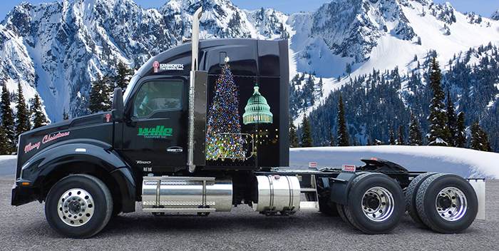 Kenworth-US-Capitol-Tree