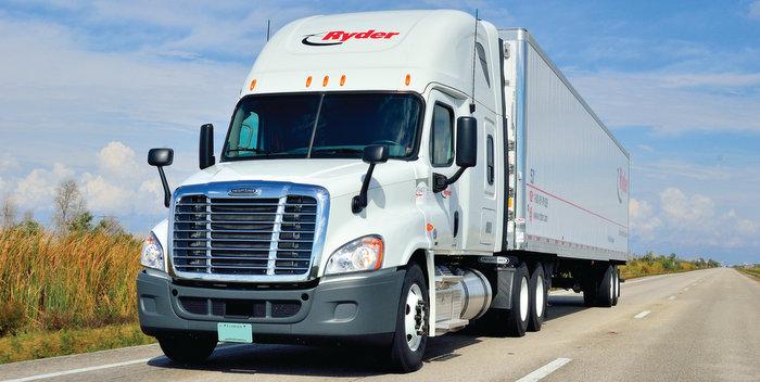 Determining return on investment trucks