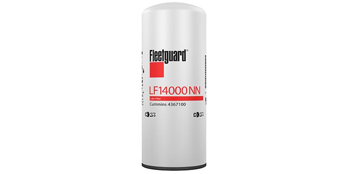 Fleetguard-lube-filter