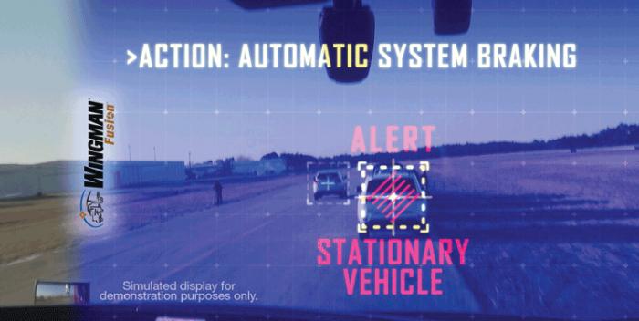 Bendix Launches Wingman Fusion Driver Assistance System