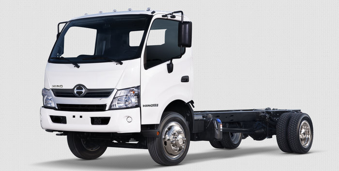 Hino Trucks Class 4 launch
