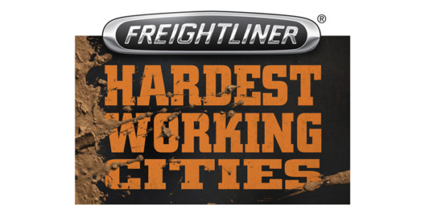Freightliner Hardest Working Cities