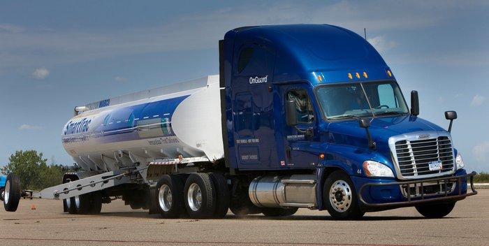 Freightliner - Meritor RSS2