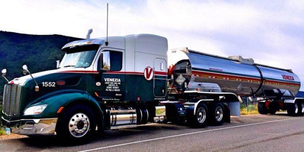 Venezia truck peterbilt