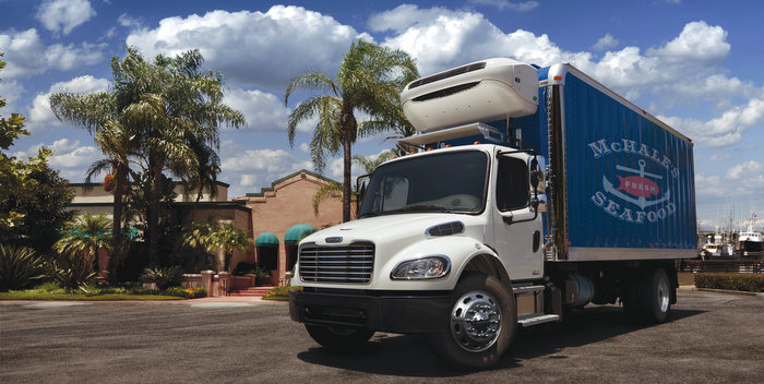 Freightliner medium-duty