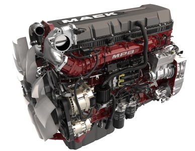it s an evolution mack introduces its 2017 powertrain