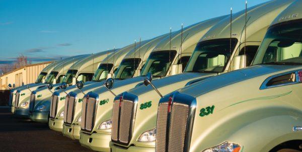 Daseke trucks