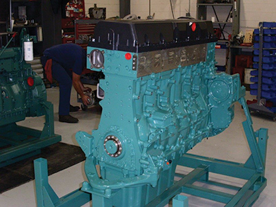 remanufactured truck engines powering cost efficiency quality