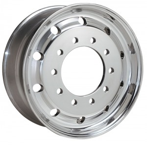 Accuride 41012 Aluminum Wheel High Res