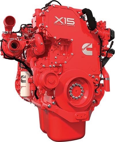 Cummins eyes the future with X-Series Big-Bore diesel ...