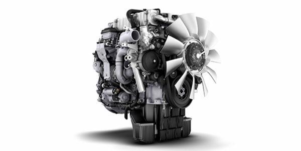 Detroit DD5 Engine Production Begin