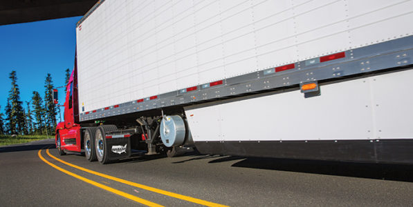 Heavy duty truck trailer Wabash