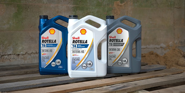 New Shell Rotella Portfolio LR