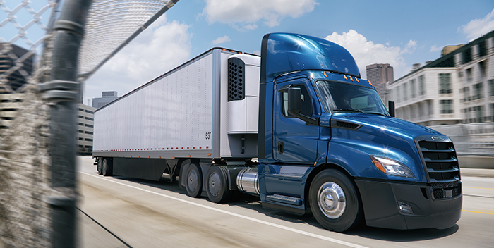 Freightliner New Cascadia Professional Package