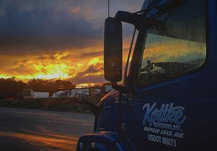 Kottke fleet profile
