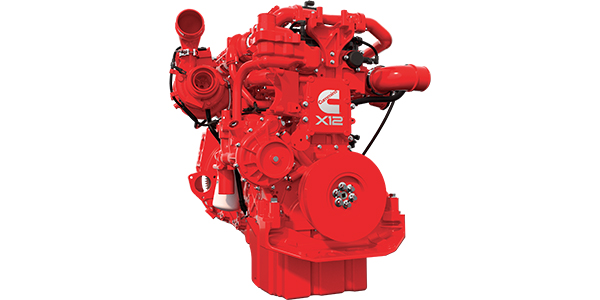 Cummins X12 Engine