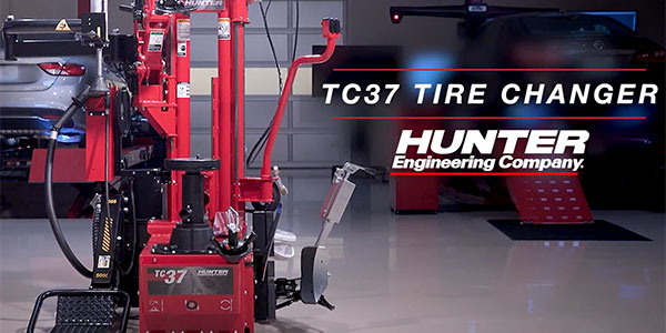Hunter-Engineering-Tire-Changer