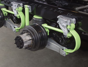 Lightweight Tractor Components