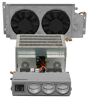 Red Dot to distribute battery-powered aftermarket A/C systems