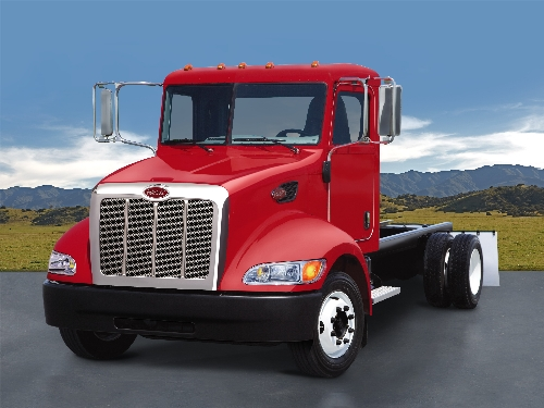 Peterbilt introduces the model 325 conventional for the class 5 market peterbilt motors company recently announced the introduction of the new model 325 its first vehicle dedicated to the specific needs of the class 5 market publicscrutiny